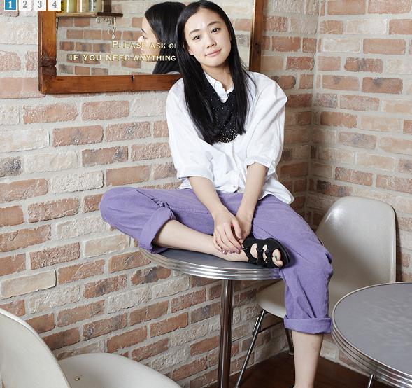 Yu Aoi collaborates with Journal StandardLadies Fashion