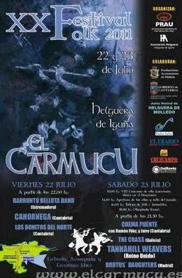 BRUTUS' DAUGHTERS - FESTIVAL EN CANTABRIA ~ Celtic-Punk-Rock