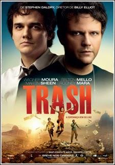 Trash – A Esperança Vem do Lixo Dublado