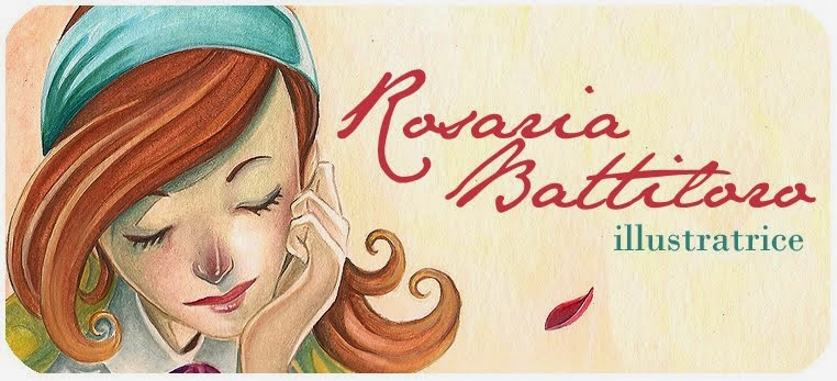 Rosaria Battiloro Illustratrice