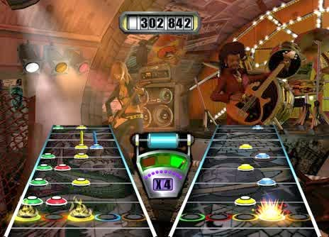 Password Untuk Guitar Hero PS2 Legends of rock ( indonesia ) 2014