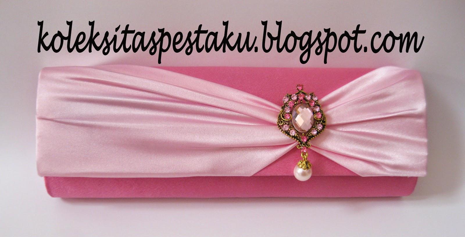 Tas Pesta Pink ayu dan Pink Baby Bross Cantik