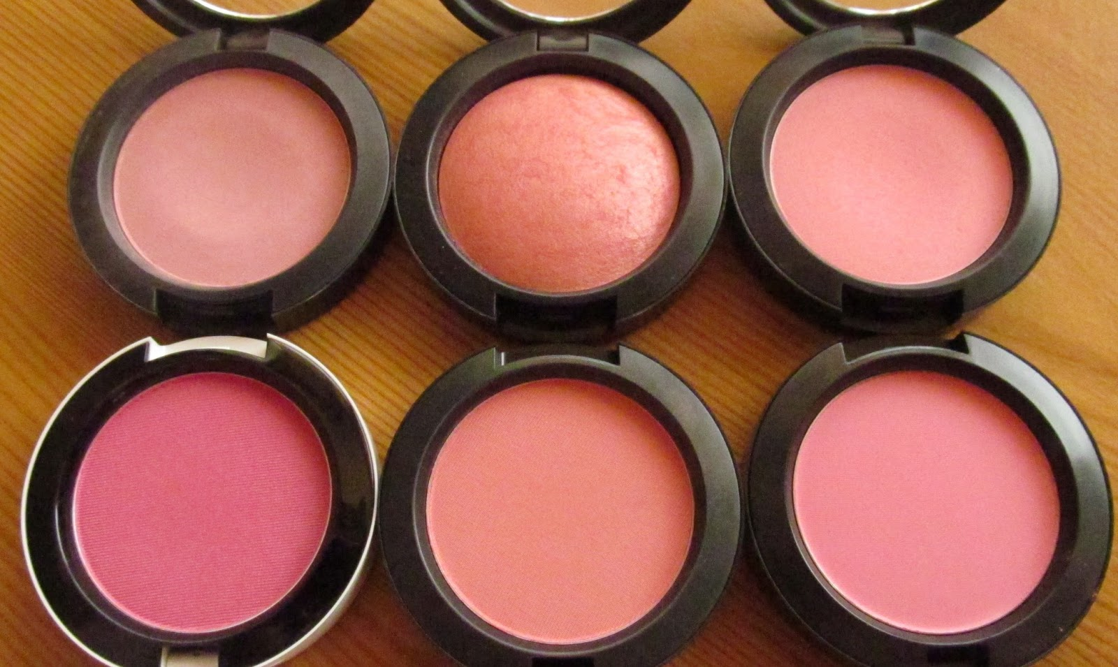 Connu MAC Powder Blushes- my collection, review and swatches  ZV99