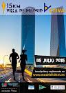 I Edición de la carrera 15 Km MetLife Villa de Madrid