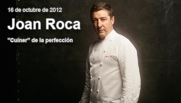 Tximitxurri joan roca somos capital tondeluna for Libro cocina al vacio joan roca pdf