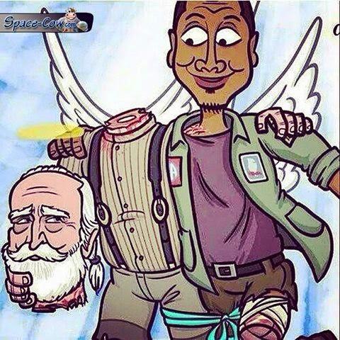 funny Walking Dead comics