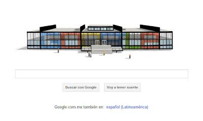 Google celebra el 126° aniversario de Mies van der Rohe