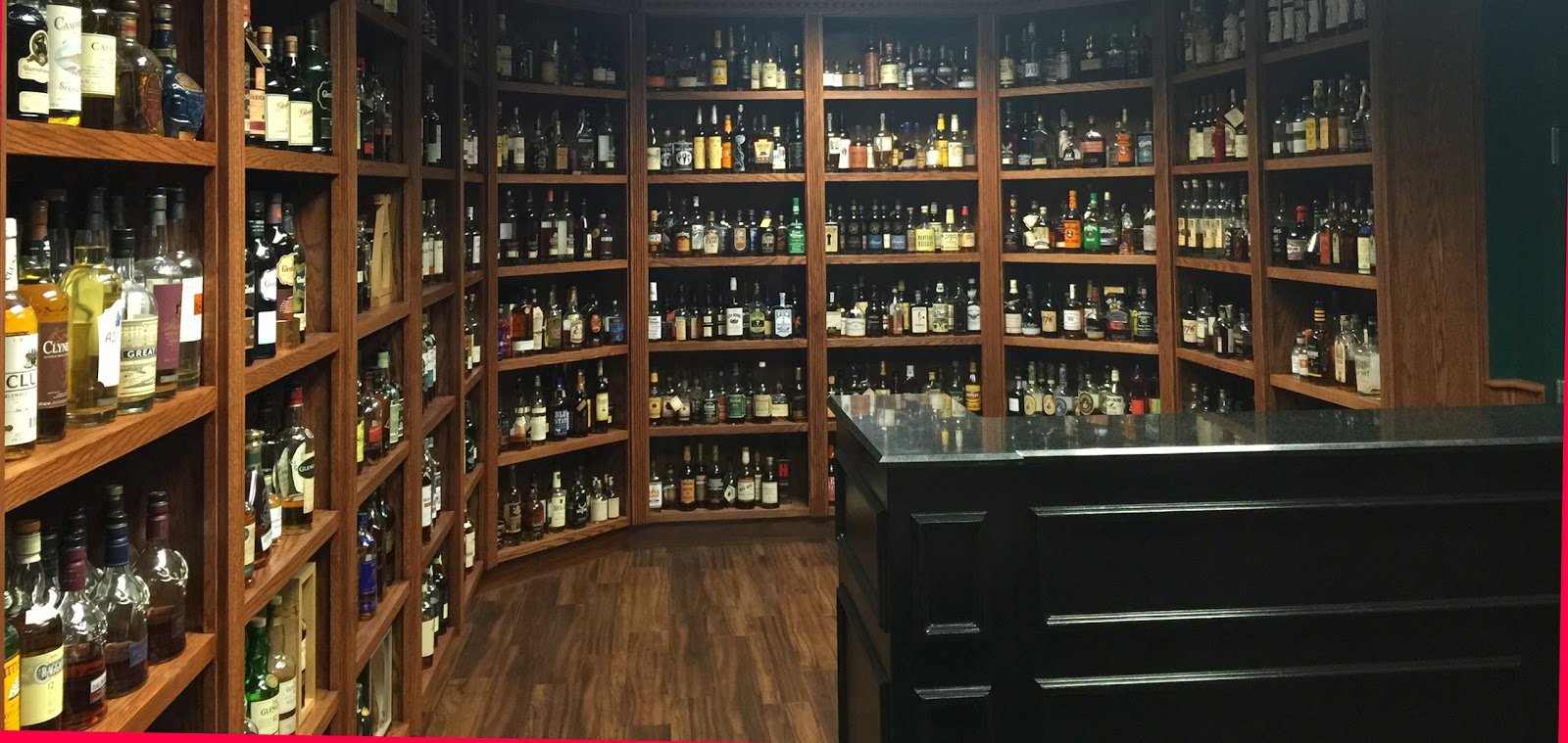 smokybeast review of the whisky attic las vegas. Black Bedroom Furniture Sets. Home Design Ideas