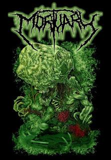 mortuary Band Brutal Death Metal Bandung