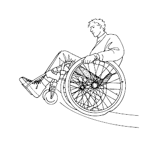 Safety on the wheels is a concern for everyone. The question is how. ,wheelchairs, wheelchair
