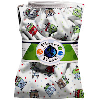 Hoot Planet Wise Pail Liner