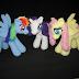Маленькие пони: дружба это чудо в очаровательном стиле.