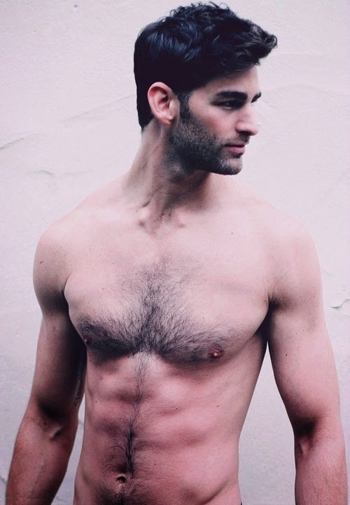 Nelson Twins Hairy Chest