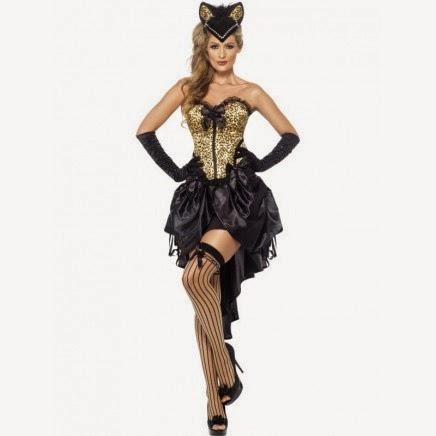 Disfraz Kitty Burlesque