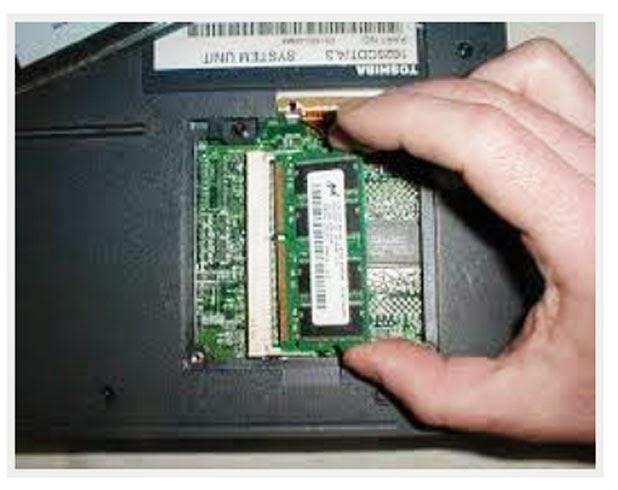 Fungsi RAM pada Laptop