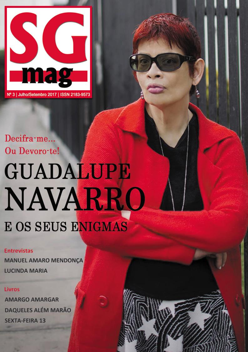 Dirigi e Editei o terceiro número da revista SG MAG, com 230 páginas