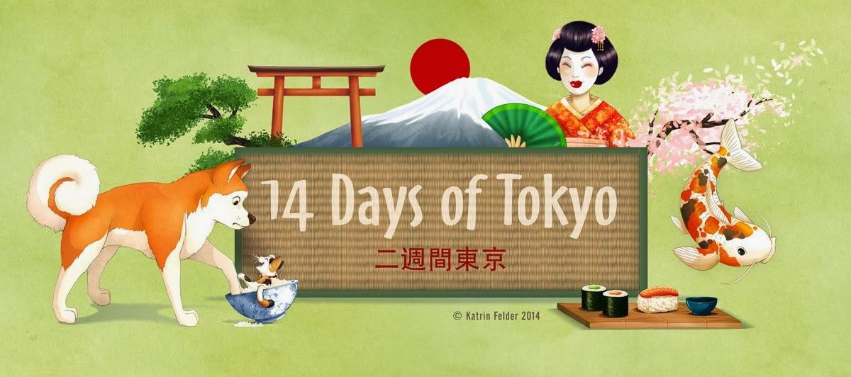 14 DAYS of TOKYO