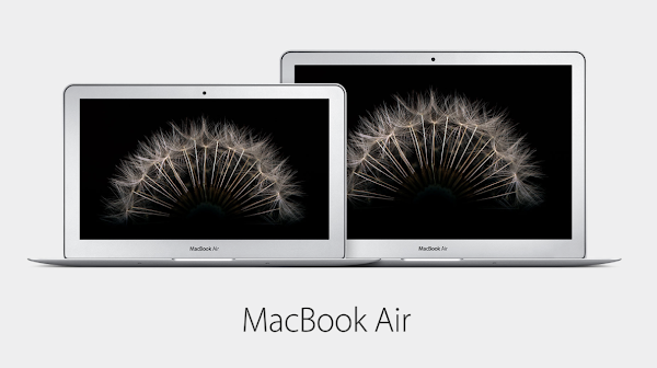 Apple releases refreshed MacBook Air