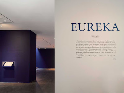 "Installation view of ""Eureka"" at Pace Gallery"