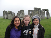 YM and Friends at Stonehenge 2011