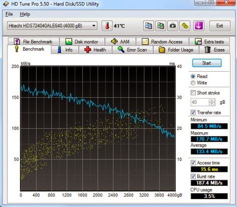 Free Download HD Tune Pro 5.50