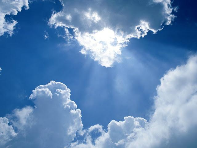 Verdejazmín: Angeles en el cielo