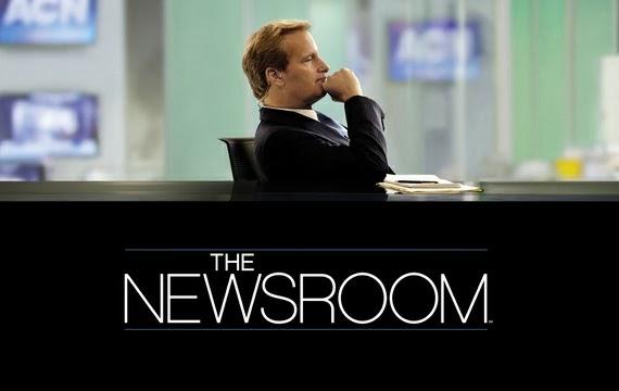 Crítica Série: THE NEWSROOM - 1ª e 2ª temporada