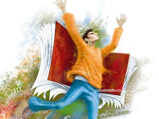 volar con libros