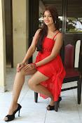 Ashwini glamorous photos in red-thumbnail-11