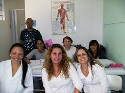 Curso de Massoterapia.