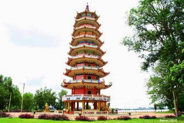 Pagoda, Legenda Pulau Jodoh yang Tak Pernah Ingkar Janji