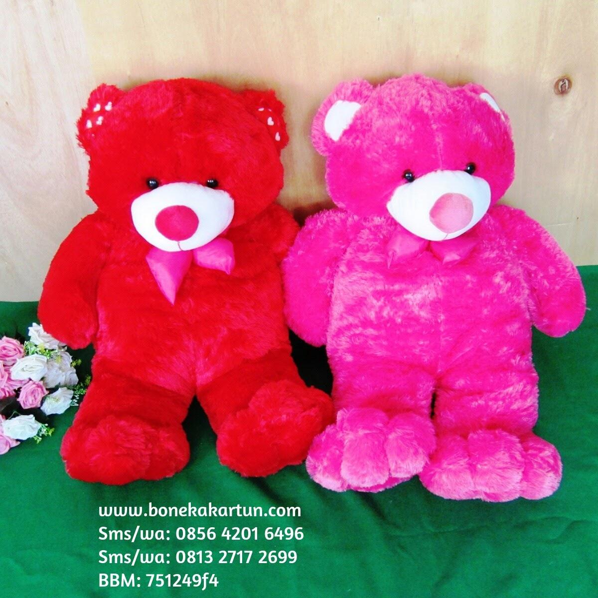 Gambar Boneka Lucu Warna Pink Terbaru Ratuhumor