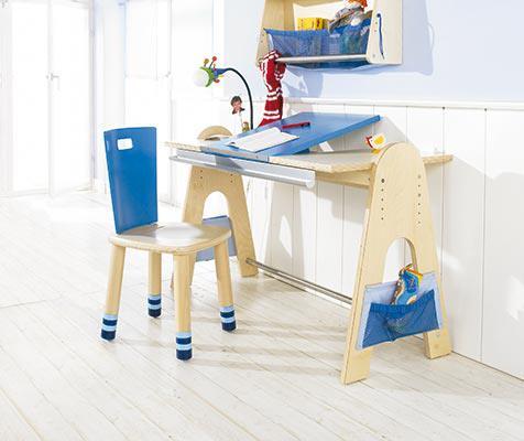 Escritorios y mesas de juego para ni os decoracion endotcom for Escritorios de ninos