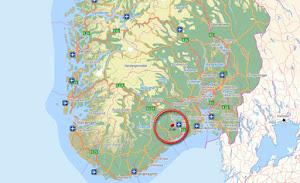 Drangedal (Noorwegen)