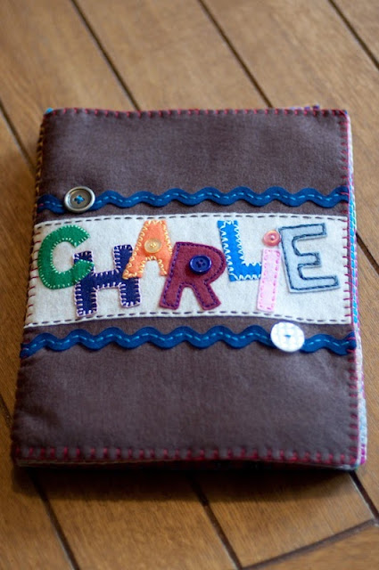 Quiet Book Cover Ideas : The quiet book kaitlyn s name books