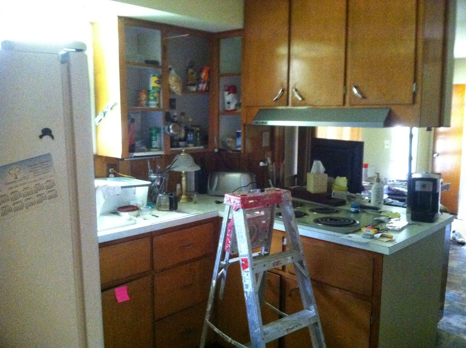 How to update your 50 39 s kitchen on a budget for Updating a kitchen
