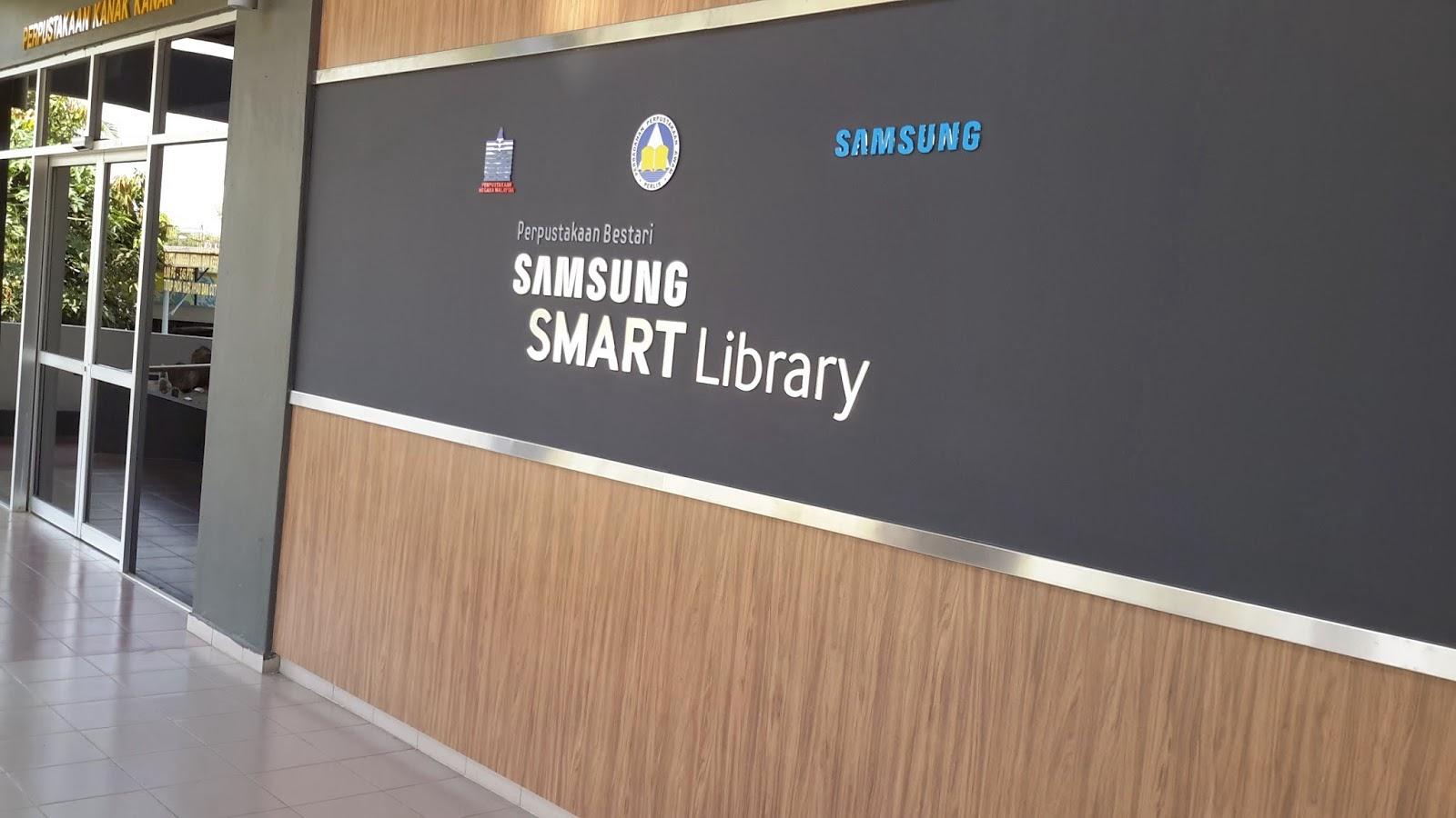 Perpustakaan Bestari Samsung