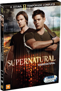 Download - Supernatural - 8º Temporada - Dual Áudio (2013)