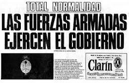 Tras el golpe de 1976