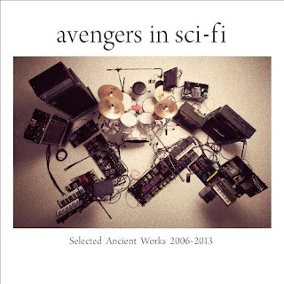 avengers in sci-fi - Selected Ancient Works 2006-2013