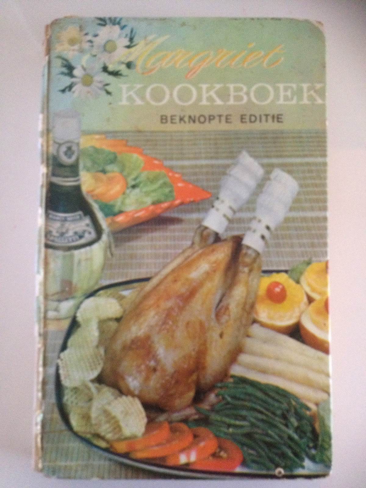 My happy kitchen leest: Margriet kookboek