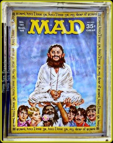 MAD Guru Says: