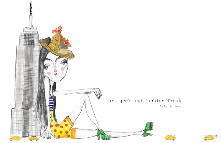 Art Geek and Fashion Freak