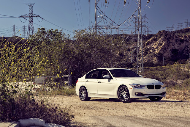 2013 bmw 328i lowered eibach