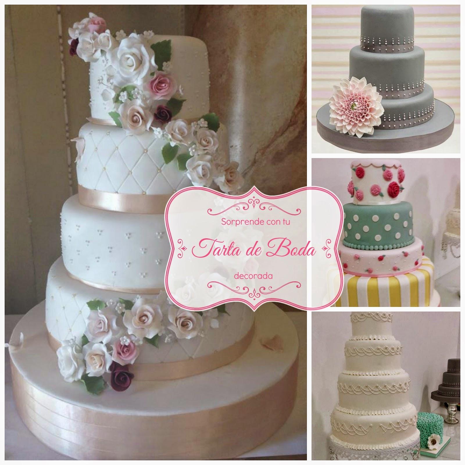 sorprende con tu tarta de boda decorada blog bodas mi boda gratis
