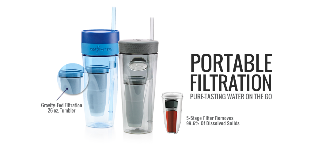 zero water filter instructions