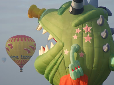 Monsterboard Special Shape Balloon