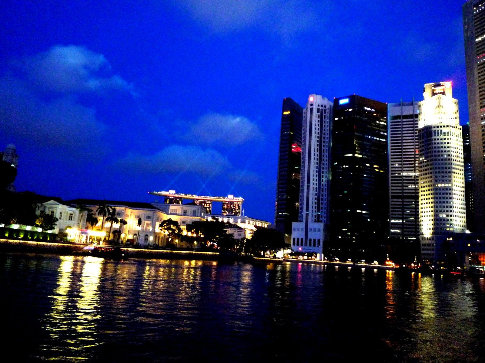 Marina bay sands urban architecture now - Bay architecture ...