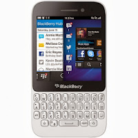 Blackberry Q5 - Putih