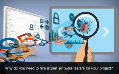 Software testing firms